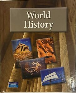 AGS Globe World History Student Textbook 2008 Edition Pearson