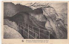 BF19271 la passe abime et grottes de comblain au pont  belgium  front/back image