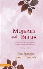 Mujeres de la Biblia: Un devocional de estudio para un ao sobre las mujeres de l