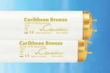 25 x Brand New Tanning Lamp Caribbean Bronze VHR Exclusive 200W by COSMEDICO 2,8