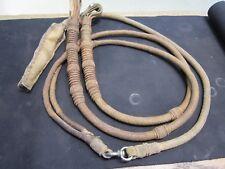 Vintage Leather Romel Rommel Romal Reins