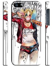Iphone 4s 5 5s 6 6S 7 8 X XS Max XR 11 Pro Plus Case Cover Harley Quinn Comics 6