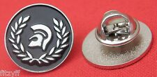 Trojan Helmet Lapel Hat Cap Tie Pin Badge Spartan Galea Brooch Gift Souvenir