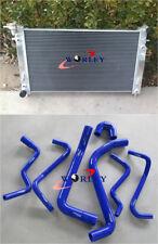 For Holden Commodore VT VX 3.8L V6 Petrol 97-02 AT/MT Aluminum Radiator + hose
