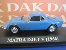 Die cast 1/43 Matra Djet V 1966 by Ixo