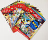 Lego Magazine Ninjago Back Issues - NO Lego Magazine Only - Choose Your Issue