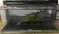 """DIE CAST TANK """" M3 LEE 1st US ARMORED DIVISION TUNISIA 1942 """" BLINDATI 059 1/72"""