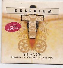 Delerium-Silence cd single
