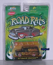Jada Road Rats 1957 Chevrolet Suburban 57 Chevy Custom Work Wagon 1:64 Scale **