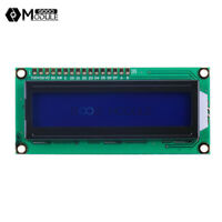 LCD1602 3.3V Blue Backlight 16*2 Lines White Character LCD 1602A F Raspberry Pi