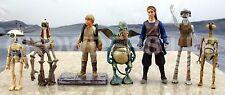 Star Wars Episode 1 Tatooine Anakin Padme Naberrie Watto Gasgano & Ody Mandrell