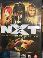 WWE wrestling NXT From Secret To Sensation region 4 DVD (3 discs) Finn Balor
