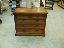 Hand crafted Bespoke Oak Chest of Drawer / dresser *ONE OF A KIND* SOLD AS SEEN
