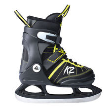 Patins de patinage sur glace et de hockey noires taille 37