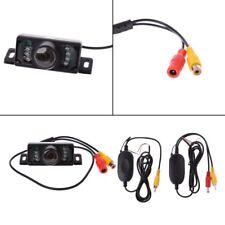 2.4G Wireless Car Reverse Rear View Backup Camera 7LED IR Night Vision Parking