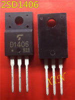 10PCS 2SD1406(D1406) TO-220F   NEW