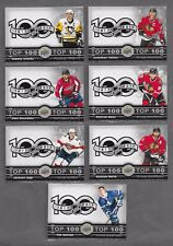 2017-18 TIM HORTONS Upper Deck TOP 100 Checklists You Pick 1 for a $1 UD