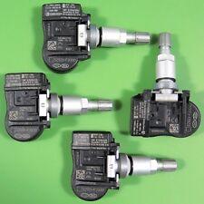 Set of 4 52933-F2000 TIRE PRESSURE SENSOR TPMS OEM 60 day Warranty 433 SET-TS84