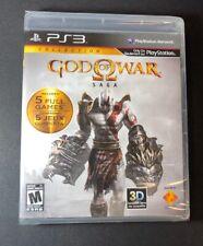 God of War Saga (PS3) NEW