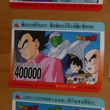 DRAGON BALL Z DBZ AMADA PP PART 16 CARD CARDDASS CARTE 683 MADE IN JAPAN **