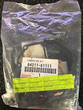 carburetor repair kit Toyota FJ40 Genuine New Old Stock