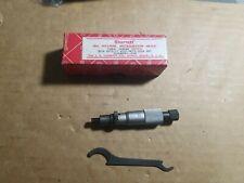 Starrett No 436mrl Micrometer Head 13mm X 01mm