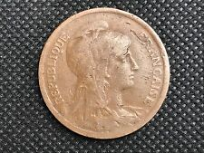 1916 France French 10 Centimes