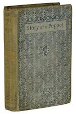 PINOCCHIO ~ Story of a Puppet ~ CARLO COLLODI ~ First English Edition ~ 1st 1892