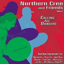 Northern Cree/F-Calling All Dancers  CD NEW