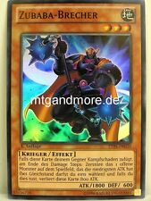 YU-GI-OH - 1x ZUBABA-frantumatori-ZTIN - 2013 Zexal Collection Tin-SUPER RARE