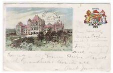 Parliament Buildings Toronto Ontario 1905 postcard