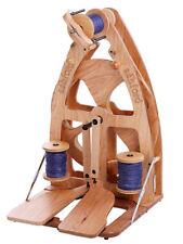 SPINNING WHEEL JOY2 by Ashford Double Treadle BONUS BAG  Lacquered & Assembled