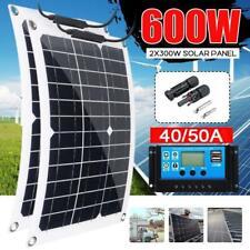 Watt Solar Panel Battery Charger 300w Portable Monocrystalline Mono High Quality
