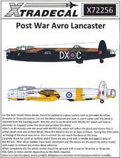 Xtra Decals 1/72 AVRO LANCASTER POST WAR VERSIONS