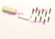 JST SH 1.0mm Micro 10Pin Female Connector,Contact Terminal,Top Entry Header x 30