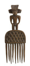 PEIGNE TSCHOKWE-ANGOLA-CISAKULO-ART AFRICAIN-1299- MU