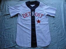 Detroit Tigers 2010's Detroit Stars Negro League AIS Team Game Jersey