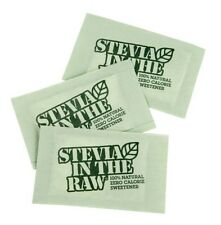 """SEALED IN BOX - 800 packets ~ """"Stevia in the Raw"""" Zero Calorie Sweetener ~"""