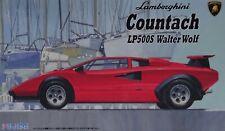 FUJIMI 08278 Lamborghini Countach LP500S Walter Wolf in 1:24