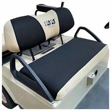 10L0L Golf Cart Seat Cover Set Mesh Fit Club Car DS Precedent Yamaha Golf Car AU