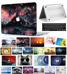 """Plastic Case Laptop Keypad Protector For Macbook Air Pro Retina 11"""" 13.3"""" 15"""" VY"""