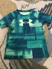 Under Armour Green Athletic Tee - Size 3T