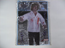 ZOMBIE SHIRT MEN HALLOWEEN COSTUME ONE SIZE