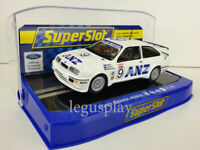 Slot Car Scalextric Superslot H3910 Ford Sierra RS500 1988 Bathurst No.9