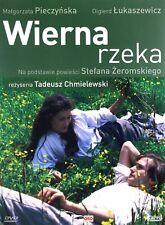 Wierna rzeka (DVD) Tadeusz Chmielewski (Shipping Wordwide) Polish