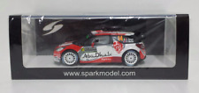 SPARK 1/43 MODELO AUTO CITROEN DS3 WRC #14 BREEN RALLY MONTE CARLO 2017 NEW