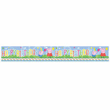 Foil Birthday, Child Animals Party Decorations