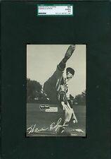 1954-56 Spic & Span Card - Warren Spahn - Milwaukee Braves - SGC 55