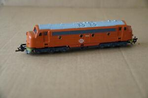 Diesellok Nohab M61 019 MAV Spur TT