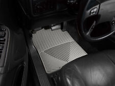 WeatherTech Custom All-Weather Floor Mats for Chevy Silverado 1999-2007
